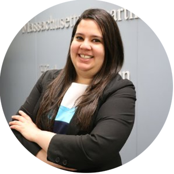 Elena Quiroz-Livanis, Chief of Staff and Director of Academic Policy and Student Success, Massachusetts Department of Higher Education